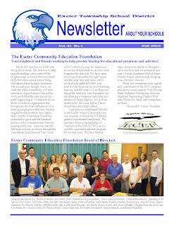 ETSD Fall 2015 Newsletter